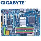 GIGABYTE GA-EP45T-UD3LR Desktop Motherboard P45 Socket LGA 775 For Core 2 Pentium Celeron DDR3 16G ATX Original Used EP45T-UD3LR