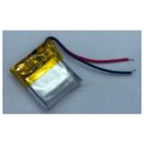 Akumulátor 431515 401515 3.7v 90mah li-polymer rnabíjecí baterie li-po pro mp3 mp4 mp5 bluetoot monitor