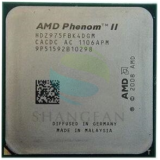 AMD Phenom II X4 975 (3.6GHz/6MB/4 cores/Socket AM3/938-pin) HDZ975FBK4DGM Desktop CPU