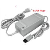 EU konektor 100-240V DC 12V 3.7A napájecí zdroj domácí napájecí adaptér AC adaptér pro Nintendo Wii herní konzole Host