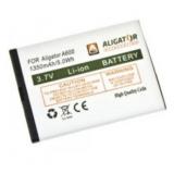 ALIGATOR baterie pro A600, A610, A430, A670, A680 Li-Ion 1350 mAh