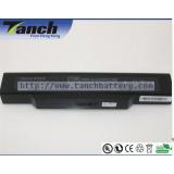 Baterie do notebooku pro MITAC BP-8050 Amilo L7310 441681700033 40006487 MIM2120 MD42200 Jednoduchá poznámka R8 11.1V 6 článků