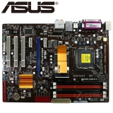 original motherboard for ASUS P5P43TD DDR3 LGA 775 16GB USB2.0 for Q8200 Q8300 cpu P43