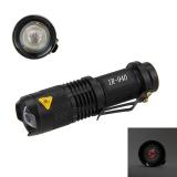 Taktická 5W 940nm LED infračervená radiační lampa 5W Zoom Light IR baterka lovecká svítilna světlomet Handlelamp Night Vision