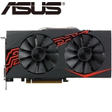ASUS Video Card RX 570 4GB 256Bit GDDR5 Graphics Cards for AMD RX 500 series VGA Cards RX570 DisplayPort HDMI DVI Used