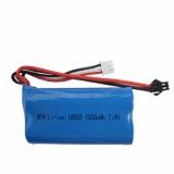 Akumulátor pack 7.4V 1500mAh S032 Q1 Tianke Battery 18650
