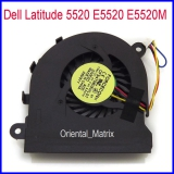 FORCECON DFS470805WL0T DC5V 0.4A For Dell Latitude 5520 E5520 E5520M PN:3WR3D Laptop CPU Cooler Fan