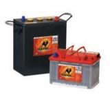 Trakční bloková baterie 3 PzF 290, 375Ah, 6V - průmyslová profi