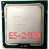 Intel Xeon E5 2450 SR0LJ 2.1GHz 8-Core 20M LGA1356 E5-2450 CPU processor E5-2450