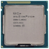 Intel I3 3240 Dual-Core 3.4GHz LGA 1155 TDP 55W 3MB Cache i3-3240 CPU Processor