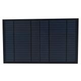 Solární panel 18V 10W 0.55A Mini PET monokrystalický polykrystalický modul PV modulu pro 12V baterii 10 wattů
