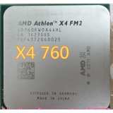 X4 760K quad-core CPU 3.8 G FM2 the official version