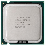 Intel Core 2 Duo E8600 Processor 3.33Ghz 6M 1333MHz Socket 775 CPU