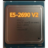 Intel E5-2690 v2 e5 -2690 V2 Processor SR1A5 3.0Ghz 10 Core 25MB Socket LGA 2011 Xeon CPU E5 2690 V2