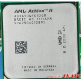 AMD Athlon II X3 450 CPU Processor Triple-Core(3.2Ghz/ L2=1.5M /95W / 2000GHz)Socket am3 am2+