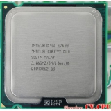 Intel Core 2 Duo E7600 CPU Processor (3.0Ghz/ 3M /1066GHz) Socket 775