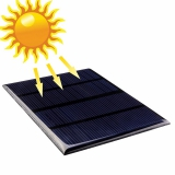 ANBES 12V 1,5W solární panely Standardní epoxidový polykrystalický silikonový DIY baterie napájecí modul 115x85mm Mini solární článek