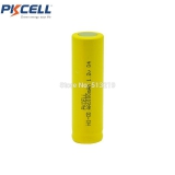 NICD AA 1000mAh 1.2V dobíjecí baterie 2A průmyslové NI-CD baterie plochý horní