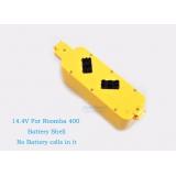 Vyměnitelný plastový kryt na iRobot Roomba 400 14.4V APS Ni-MH baterie