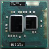 Intel core I7 640m SLBTN Dual Core 2.8GHz L3 4M CPU Processor jede na HM55 I7-640m