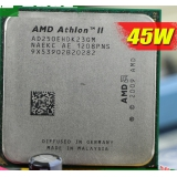 AMD Athlon II X2 250E 250 CPU Processor (3.0Ghz/ 2M /2000GHz) Socket am3 am2+ 938 pin