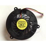 Notebook CPU chladič ventilátor Fan KDB05105HB pro ASUS G50 G50S G50V M50 M50V M50S N50 N50J VX5 G60 G60VX G60JX X56 X57V X58 X55SV M50VN