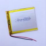 Akumulátor Dinto 1ks 3.7V 1800mAh 306070 Lithium Li-Polymer baterie Nabíjecí baterie Li-Po Baterie pro PSP GPS PAD E-BOOK Powerbank