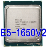 Intel Xeon Processor E5 1650 V2 E5-1650 V2 e5 1650 V2 CPU LGA 2011 Server processor Desktop Processor