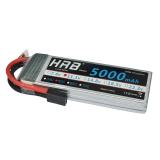HRB RC Lipo 3S 5000mAh 11.1V 50C 100C RC LiPo baterie pro dálkové ovládání Model Quadcopter