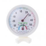 Mini Vlhkoměry Teploměry Měřiče Kruhové hodiny Vnitřní Venkovní Vlhkoměr Vlhkoměr Teplotní měřidlo Mar9-0