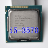 intel i5 3570 Processor Quad-Core 3.4Ghz L3=6M 77W Socket LGA 1155