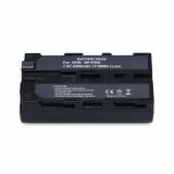 Meterová baterie 7.2V 2400mAh Liion pro Sony NP-F330, NP-F530, NP-F550, NP-F570, NP-F730, NP-F950, NP-F950
