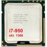 Intel Core i7 950 Processor Quad-Core LGA 1366 3.06GHz 4.8GT/s SLBEN CPU 950