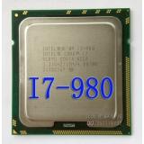 Intel CPU Core i7-980 Processor Extreme Edition i7 980 3.33GHz 12M 6-Core Socket 1366