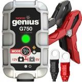 Automatická nabíječka NOCO G750, 6/12V, 0,75A (MF/ AGM/ GEL/ STD)
