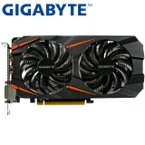 GIGABYTE GTX 1060 3GB 192Bit GDDR5 Graphics Card Original Used Video Cards for nVIDIA VGA Cards Geforce GTX 1050 Ti HDMI 750 960