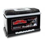 Autobaterie Sznajder Silver 75Ah, 12V, startovací proud 640A