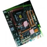 775 Deluxe motherboard used original BIOSTAR TP35D3-A7 Deluxe P35DDR3 (alternative P5Q3 DELUXE/WIFI-AP P5Q P5K3 DELUXE WIFI-AP )