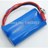 power bank 1pcs brand 7.4 1500mah 18650 LiFePO4 7.4v battery pack cells 2s high drain 10A cells for battery pack RC