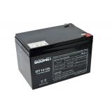 Trakční (gelová) baterie Goowei OTL14-12, 14Ah, 12V ( VRLA )