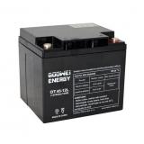Trakční (gelová) baterie Goowei OTL45-12, 45Ah,12V ( VRLA )