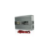 Měnič napětí DC/AC 24V / 230V, 1000W, 2 zásuvky