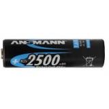 Baterie Ansmann AA, 1,6V/2500mWh, Ni-Zn, nabíjecí, 1ks