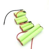 AA 2500mAh pro akumulátor Electrolux AEG 12V CT96 AG906 AG811 AG813 ML13 PNC900055110 PNC900164350 Ruční vysavač