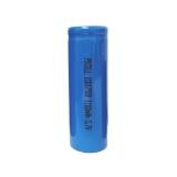 PKCELL ICR 17500 Baterie 1100mAh 3.7V Li-ion nabíjecí baterie Lithiové baterie FLAT TOP
