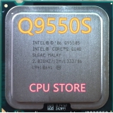 CPU Intel Core 2 Quad Q9550S 2.8 GHz Quad-Core Processor 12M 65W 1333 LGA 775