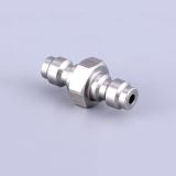 Adaptér pro zástrčku z nerezové oceli 8MM PCP Airsoft Paintball Pneumatic Quick Coupler Pressure Pump Accesso