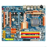 For Gigabyte GA-EP45-DS4 Original Used Desktop Motherboard EP45-DS4 P45 LGA 775 DDR2 SATA2 ATX