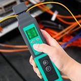 Optický identifikátor optického vlákna Optický identifikátor optického vlákna Livenn 750nm-1700nm SM a MM vláknový kabel FF-3306A