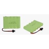 6v 2800mah AA NI-MH M Baterie Velkokapacitní elektrická hračková baterie Dálková autodoprava robot dobíjecí